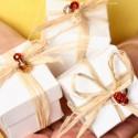 Gifts at His Feet